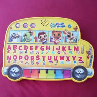 Leap Frog touch magic Alphabet phonics