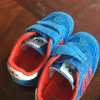 Adidas Toddler Shoes size eur 24