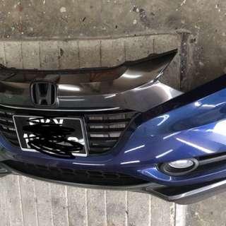 Honda Vezel Hybrid Front grill & Bumper
