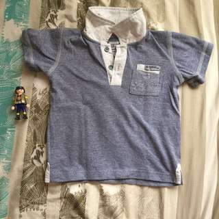 Robby rabbit polo shirt size 2