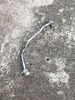92, 93 Honda Civic ESi aluminum short Aircon piping