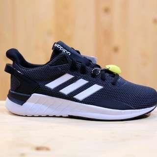 Adidas Questar Ride Black Whie Carbon