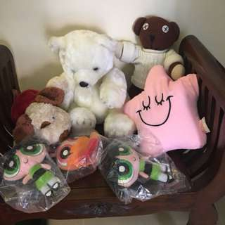 Teddy Bears and other stuff toys