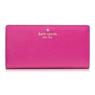 Kate spade grand street stacy wallet