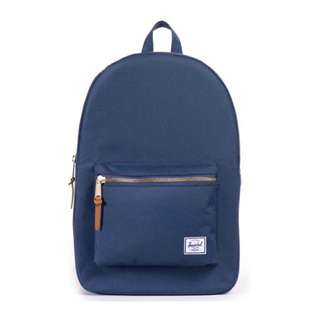 [INSTOCK] HERSCHEL SUPPLY SETTLEMENT BACKPACK (NAVY)