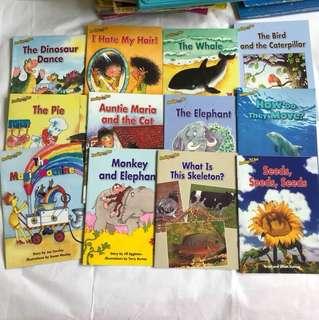 Kids reader books: READING BEE ***TAKEN