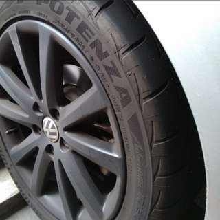 Bridgestone Potenza RE003 235/45 R17