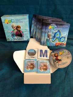 Frozen ABC Fun Book