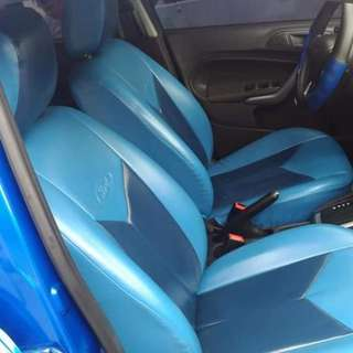 Ford Fiesta Bionic Seatcovers