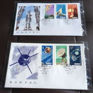 1.2.86. China FDC T108 Space Flight