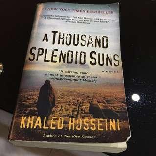 Khaled Hosseini-A Thousand Splendid Suns