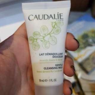 Claudalie cleansing milk 30 ml