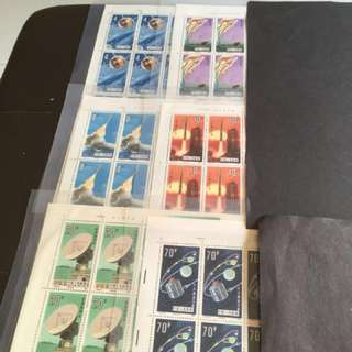 1.2.86. China T108 Space Flight Mint Stamps
