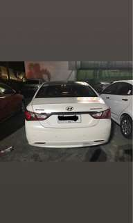 Hyundai Sonata Theta II