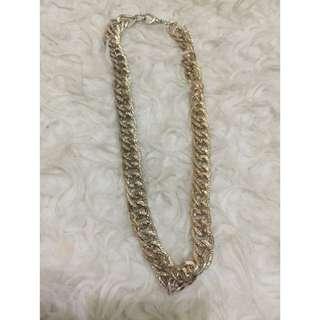 Kalung accesories gold (boleh barter)