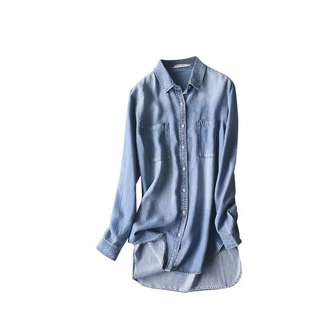 Denim Blouse/ jacket