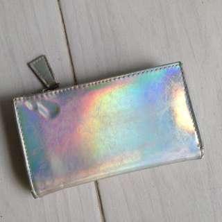 Stradivarius Hologram Wallet