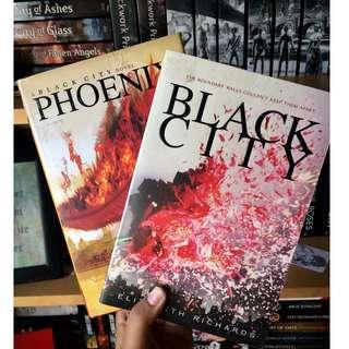 The Black City Trilogy - Elizabeth Richards