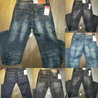 Levis 501 Made In Meksiko