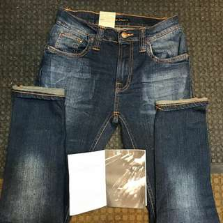 Jeans Nudie Made In Italy