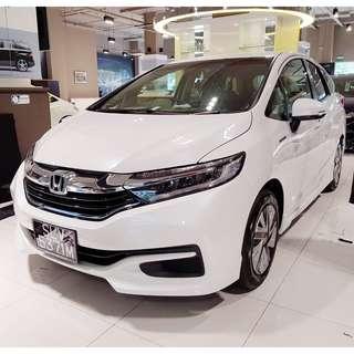 Honda Shuttle Hybrid (BRAND NEW)