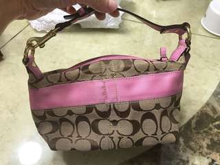 New - Coach small handbag