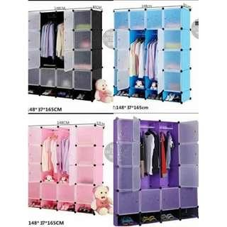 16-Cube Wardrobe
