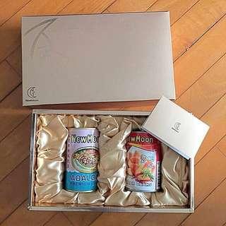 星加坡鮑魚禮盒