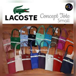 Lacoste Concept Tote Small - Bags