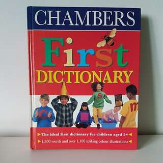 Chambers First Dictionary