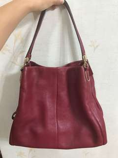 95% new - Coach handbag
