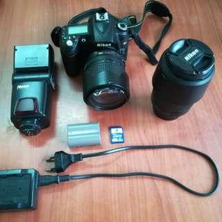 Nikon D90 to let go