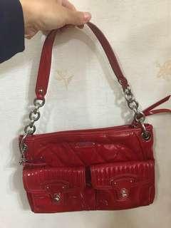 85% new - Coach handbag