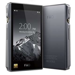 FiiO X5 (3rd Gen) HiRes Audio Player
