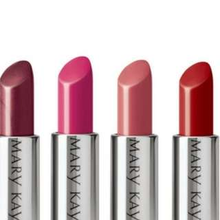 Mary Kay Semi Gel Shine Lipstick