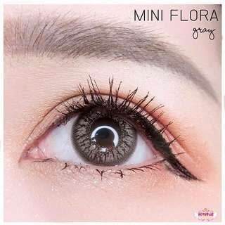 Mini Flora Grey- Thailand Cute Contact Lens