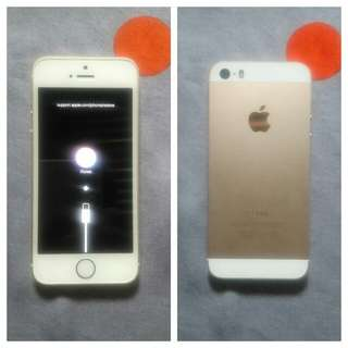 iPhone 5s 16GB (For Parts Only)
