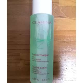 CLARINS Toning Lotion With Iris For Combination and Oily Skin 200ML