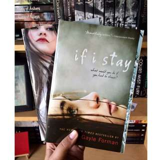 If I Stay Duology - Gayle Forman