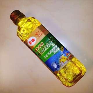 泰山芥花不飽和健康調和油