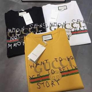 Gucci CoCo Capitàn T-shirt
