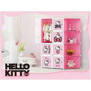 Hello Kitty 8-Cube wardrobe