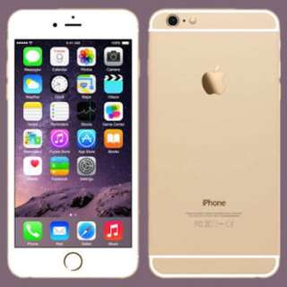 iphone 6 Gold 32g Globe Locked(open for swap iphone 6/6s plus only) add cash if low gig