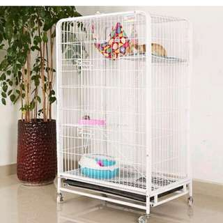 Rabbits/guinea pigs cage