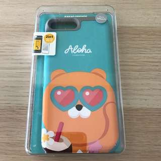 Kakao Friends Ryan iPhone 7 Plus case 電話殼