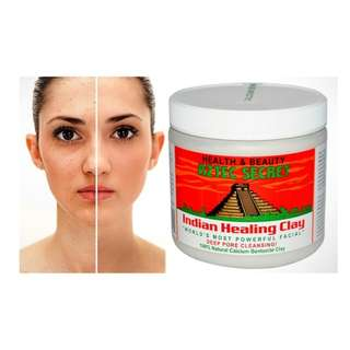 Ready Stock Aztec Secret Indian Healing Clay