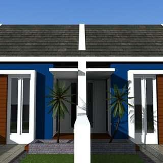 Rumah baru minimalis bdg timur
