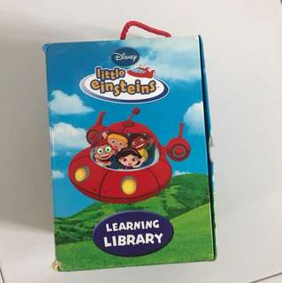 Little Einstein's learning library