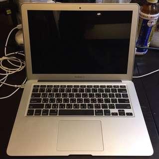 MacBook Air 2013 年中