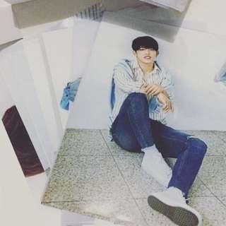 全新seventeen二期會員file+小卡